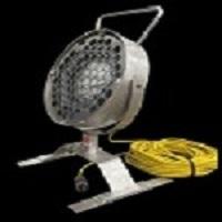 RNT: D2-FS150LED-HL-120V: 1-150w LED Floodlight, Division 2 Rated, Floor Stand Mount, 120v