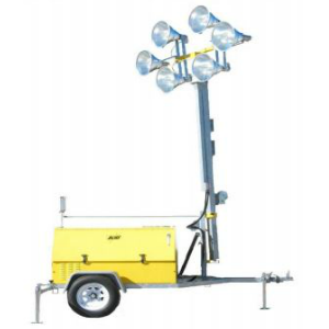 stadium light tower rentals