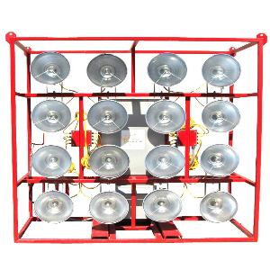 480V Cage Lighting
