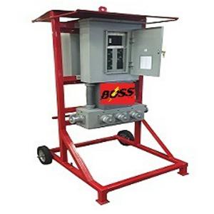 480V-208V Splitter Panels