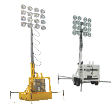 portable light tower rentals