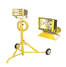 Division 2 Portable Floodlighting | Hazardous Location Rating